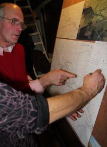 Marking-map